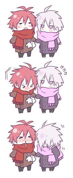 Idolish7 Riku and Tenn pt1