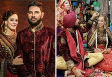 These Gurudwara Wedding Pictures Of Yuvraj Singh And Hazel Keech Are Every Bit Royal, via @topupyourtrip Nov end, 2016