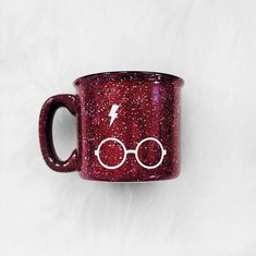 ceramic mugs Harry Potter Campfire Style Ceramic Mug 12 oz. Diy Screen Printing, Tumblers, Harry Potter Love, Cute Mugs, Parent Gifts, Hogwarts, Coffee Cups, Iced Coffee, Tea Pots