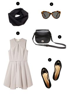 cuyana spring outfit