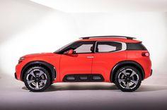 Citroën Aircross SUV concept revealed | Autocar