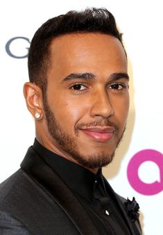 Lewis Hamilton Photos - Celebrities Attend an Oscar Viewing Party - Zimbio