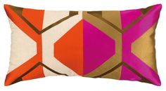La Playa Embroidered Pillow | Wayfair