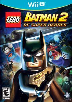 Lego Batman 2 for the WiiU