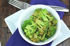Generation Y Foodie: Garlic Ginger Broccoli