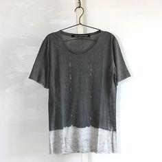 【YOHJI YANAGISAWA】涙雨カットソー - メンズスカートなどモード系ファッションの通販 albino
