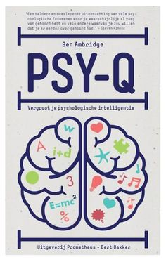 Door middel van allerlei testjes die je kunt doen in dit boek wordt uitgelegd hoe je gedrag ontstaat. Zo krijg je inzicht in de laatste ontwikkelingen op het gebied van psychologie. Leuk en leerzaam, wel vond ik het fragmentarisch doordat per test wordt uitgelegd. Wel zijn de verschillende psychologische verschijnselen gebundeld.