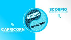 Zodiac Signs Compatibility: Capricorn and Scorpio Compatibility
