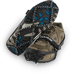 Yaktrax :: Pro  Get the grip winter calls for!