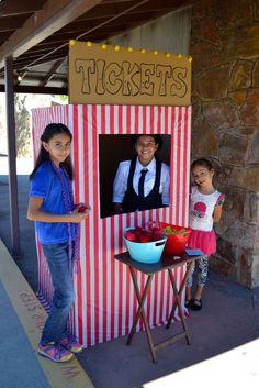 Hannah's Carnival Party | CatchMyParty.com