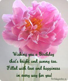 cute bday card for friend