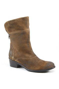 Diba Gibson Ankle Boot In Cognac