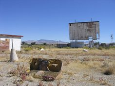 Yerington Drive In Theater by Jasperdo, via Flickr