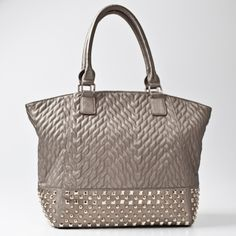Athena Tote Bronze by soiree
