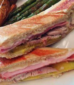 El Cubano - - Wie man einen Cuban Sandwich machen Einfach, Easy-to-Make kubanische, spanische und lateinamerikanische Rezepte mit Fotos