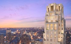 Luxury Condominiums in New York: 30 Park Place