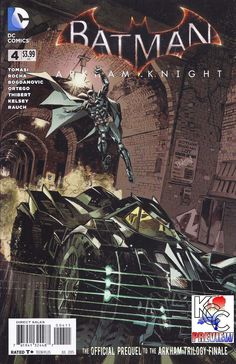 Batman: Arkham Knight #4