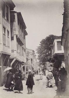 Eski İstanbul Fotoğrafları Arşivi : Photo