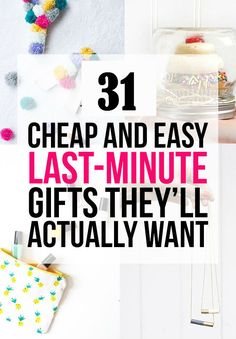 Last Minute Easy Diy Birthday Gifts - 31 Cheap And Easy Last Minute Diy Gifts They Ll Actually Want 15 Last Minute Gifts To Make For Mom Diy Gifts For Mom Easy Diy 50 Last Minute Handmade . Last Minute Birthday Gifts, Last Minute Gifts, Diy Birthday, Cheap Birthday Gifts, Homemade Birthday Gifts, Cheap Graduation Gifts, Last Minute Wedding Gifts, Inexpensive Birthday Gifts, Vintage Birthday