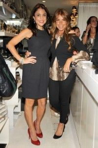 Jennifer Miller & Bethenny in our NYC store!