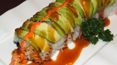 special sushi roll