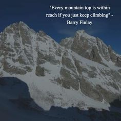 Mountaineering Quotes 5