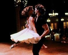 """Nobody puts Baby in a corner."" One of my all time favorites!"