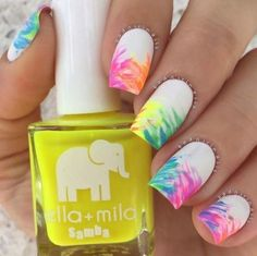 Easy Nail Designs For Summer Pictures 42 easy nail art designs beauty nail designs cute Easy Nail Designs For Summer. Here is Easy Nail Designs For Summer Pictures for you. Easy Nail Designs For Summer 42 cool summer nail art ideas the go. Cute Summer Nail Designs, Cute Summer Nails, Simple Nail Art Designs, Easy Nail Art, Spring Nails, Fall Nails, Nail Art Ideas For Summer, Beachy Nail Designs, Nail Designs For Kids