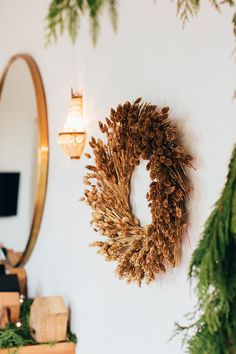I'm already missing my Cedar entry and gold wreath!  It's normal to weep a little when you've packed up your holiday decor right?  @Progressive, please make me do it again next year!  #Ad
