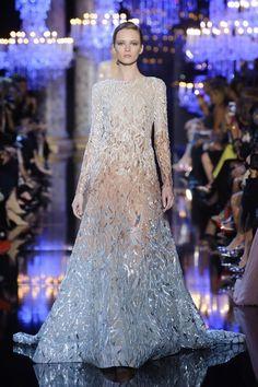 elie saab haute couture 2015 | Elie Saab Haute Couture F/W 2014-2015 just beautiful