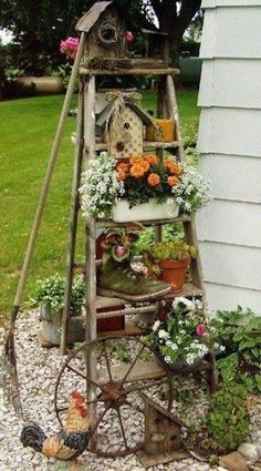 Superb Small Flower Garden Plans | DesignArtHouse.com - Home Art, Design, Ideas and Photos