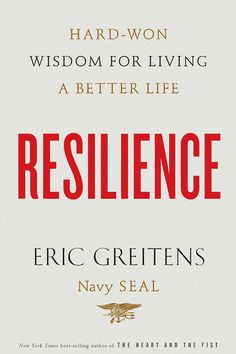 Eric Greitens is a Rhodes Scholar that started out his career as a humanitarian aid worker but then became a Navy SEAL. His book The Heart and the Fistmakes