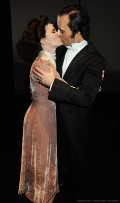 If Christine and the Phantom had ended up together.... :') Oh how different our lives would have been....