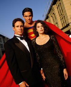 Lois and Clark: The New Adventures of Superman (I am in no way kidding)