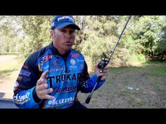 Bass Fishing: How to fish a Plastic Worm with Scott Martin - YouTube