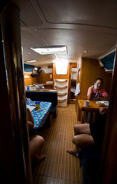 Main Cabin (Facing Aft) by Jason Pratt, via Flickr