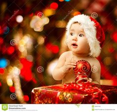 christmas photos for babies - Google Search