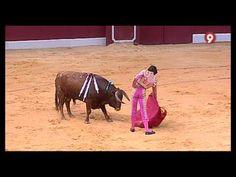 Sebastian Castella en Villena quinto toro 2/2 CORRIDA INAUGURACION PLAZA DE TOROS DE VILLENA - Abril de 2011