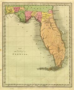Old Florida Maps.29 Best Florida Maps Images Florida Maps Audio Statistics