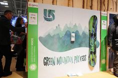 BURTON @ ISPO 2015 MUNICH GREENROOMVOICE