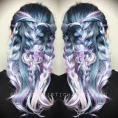 opal hair color trend - Google Search More