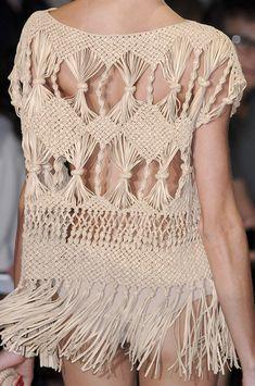 Gucci Spring 2011 - Details                                                                                                                                                                                 Más