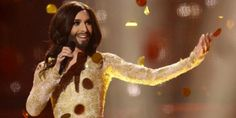 Bearded Drag Queen Conchita Wurst Wins Eurovision Song Contest - The Eurovision Song Contest ended in victory Saturday night for Austria's Conchita Wurst the bearded[...]