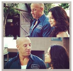 Dom & Letty Fast 6