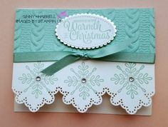 Snowflake Sentiments by Stampin' Up