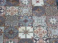 WWW.LUXURY STYLE . ES - PRODUCTS: SPANISH DESIGN TILES,HARWOOD,TERRACOTTA,STONE, mediterranean floor tiles