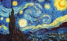 van gogh notte stellata - Cerca con Google