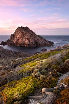 Sunset at Sugar Loaf in Western Australia