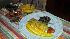 Sergio Recetas.: Raviolis de espinaca y ricota en tempura ligera.