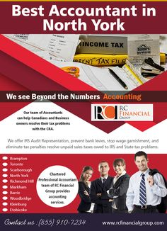 Tax Accountant, North York, Income Tax, Previous Year, Accounting, Law, Knowledge, Facts